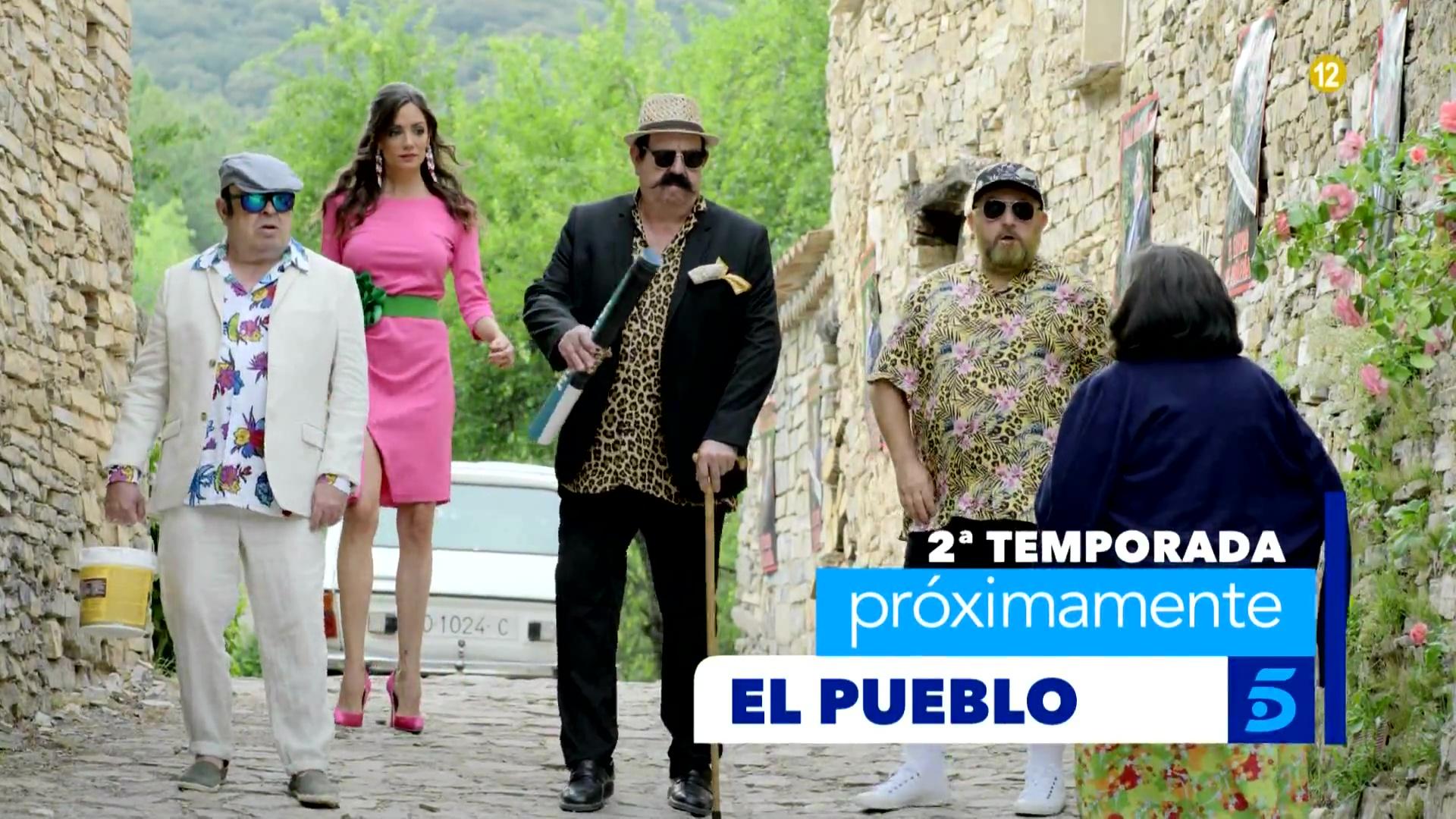 El Pueblo - Temporada 2 en TeleCinco - En 2021